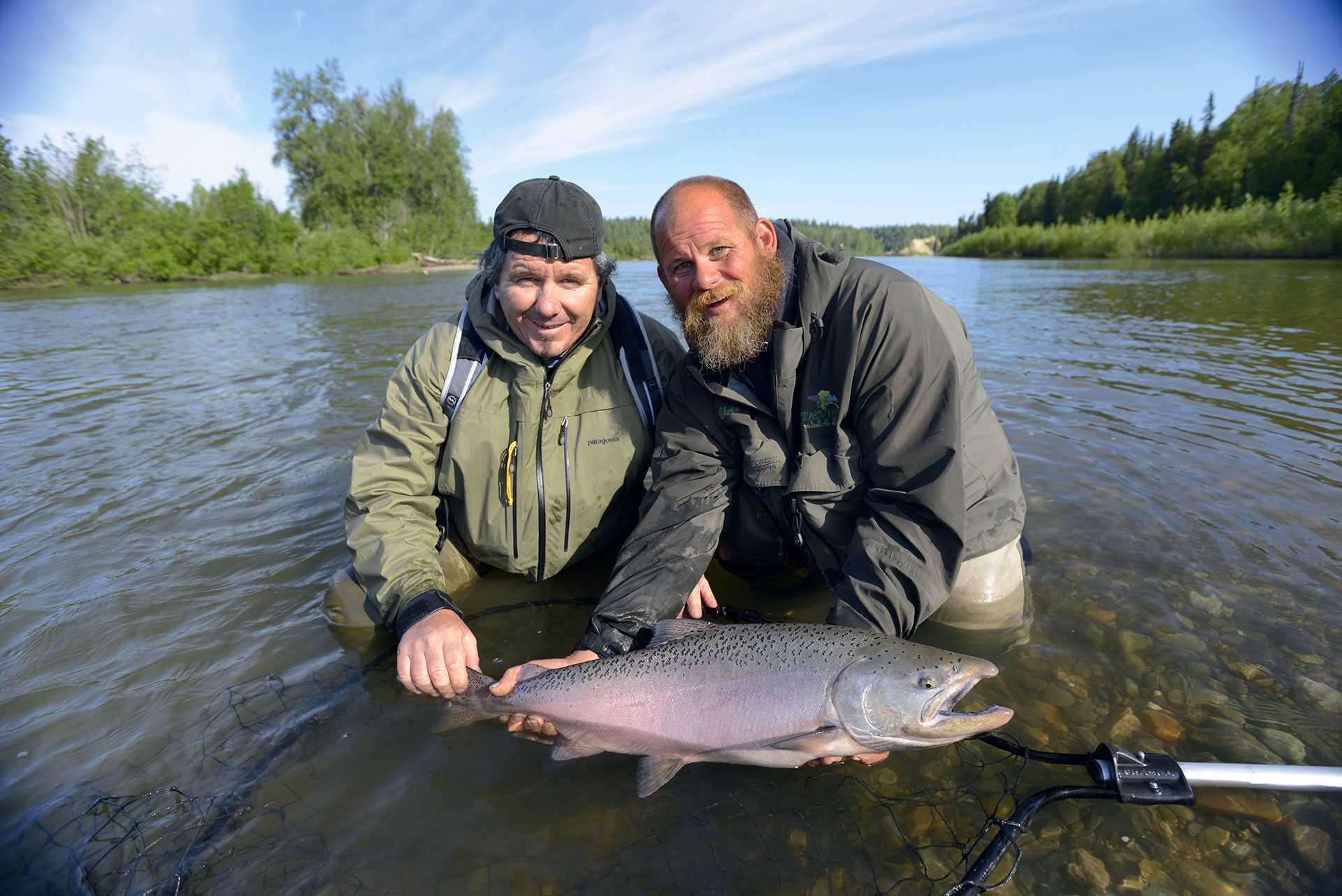 Alaska Talachulitna Gal Pac Voyages de pêche