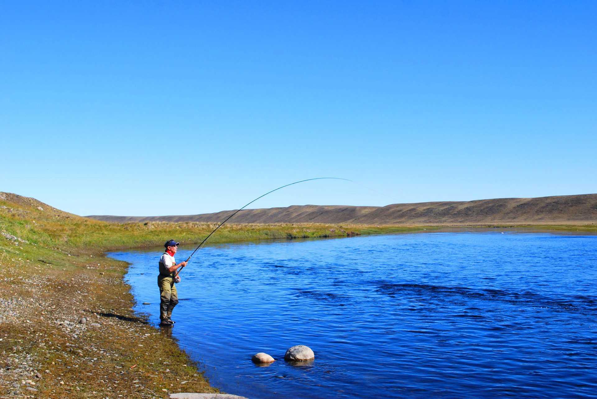 Argentine Slid Pac Voyages de pêche
