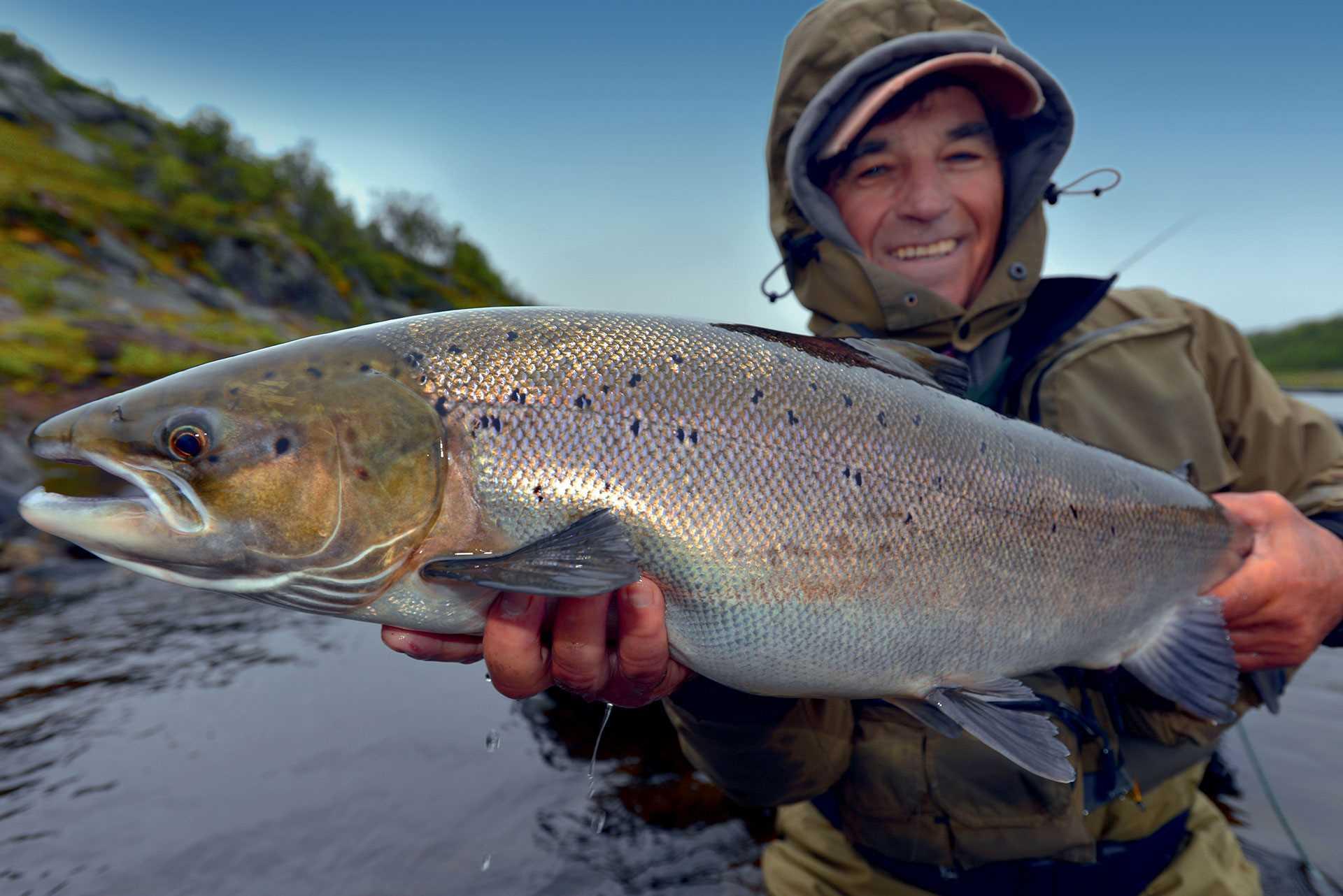Canada Miramichi Gal Pac Voyages de pêche