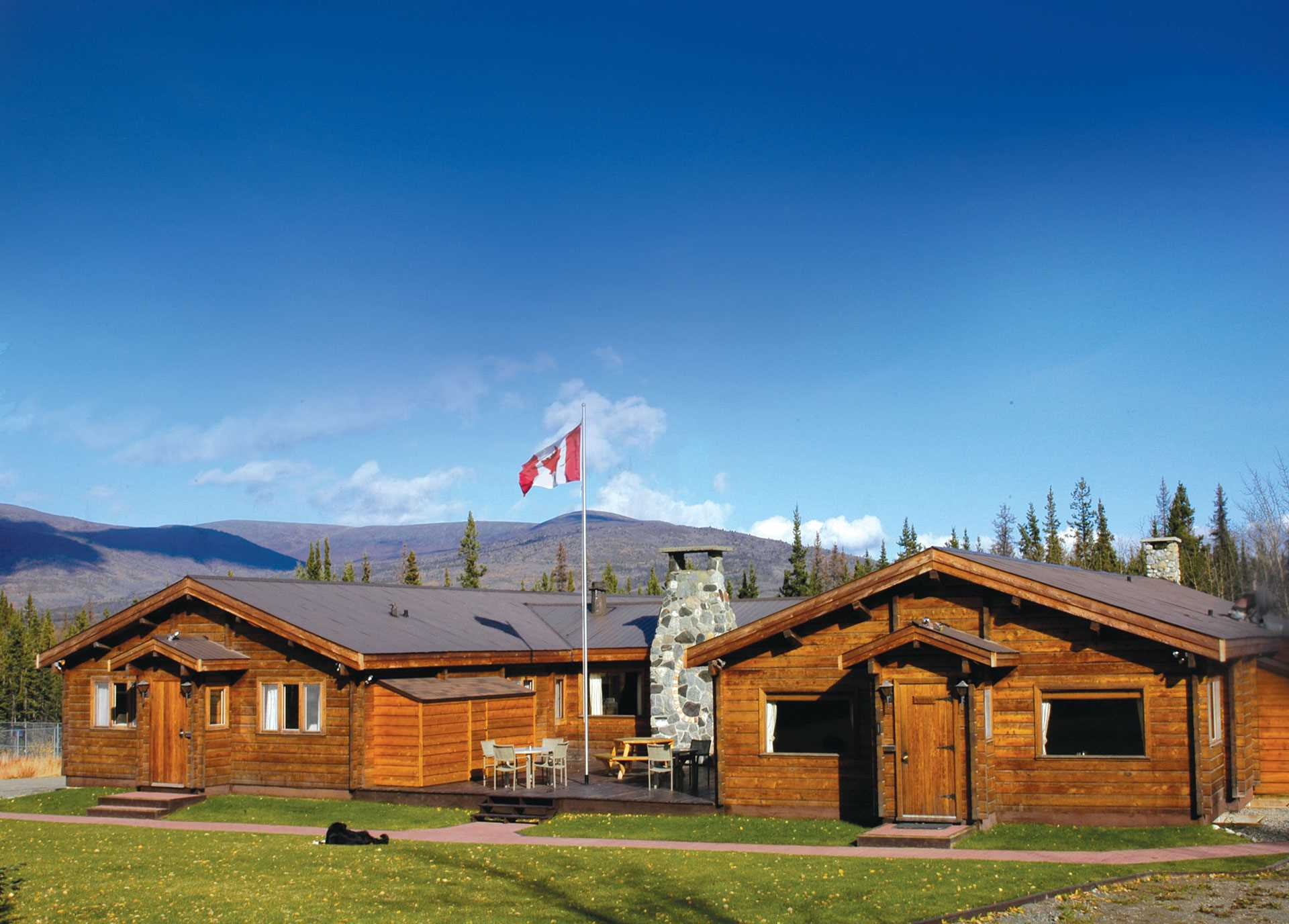 Canada Yukon Gal Pac Voyages de pêche