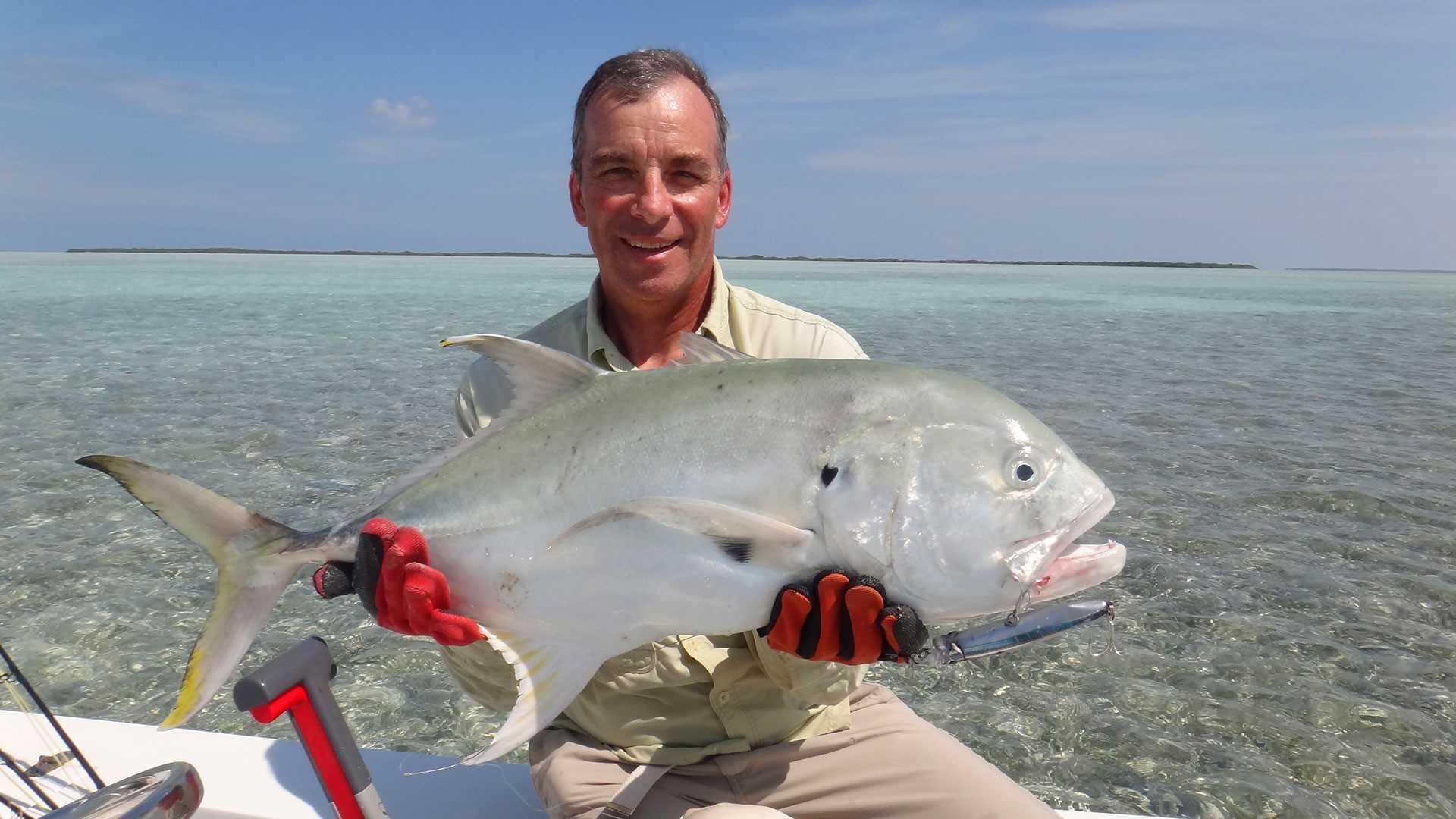 Cuba Cayo Cruz PAC Voyages de pêche