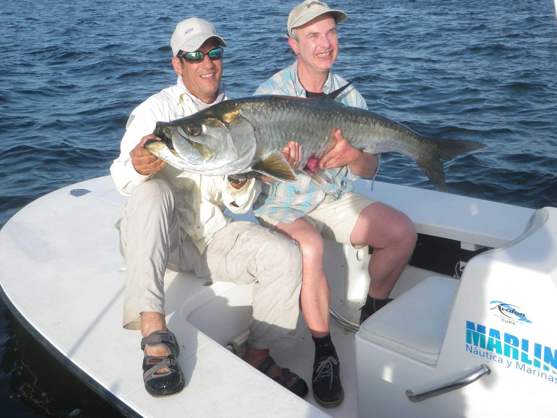 Cuba ile jeunesse PAC Voyages de pêche