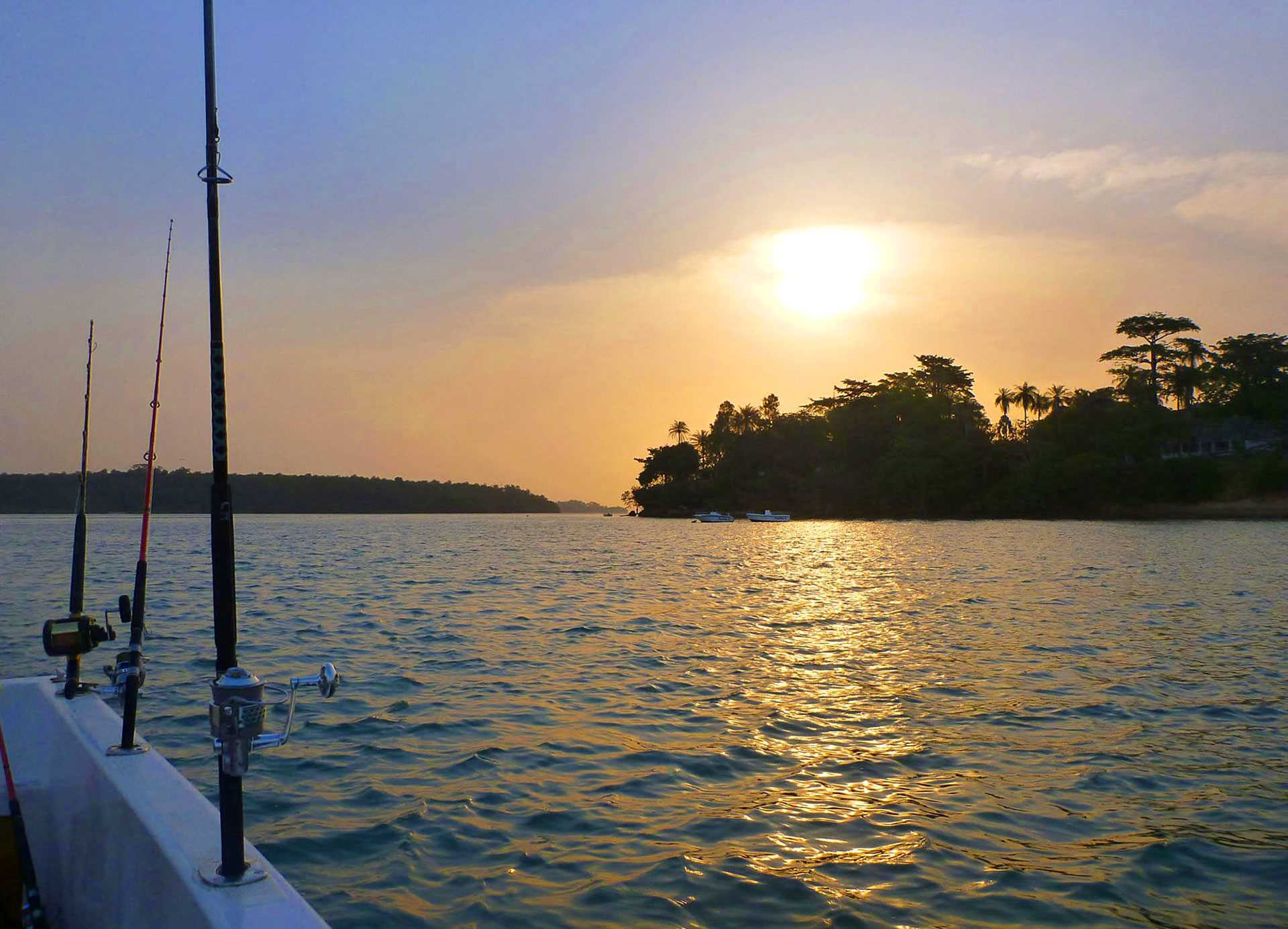 Guinée Bissau PAC Voyages de pêche