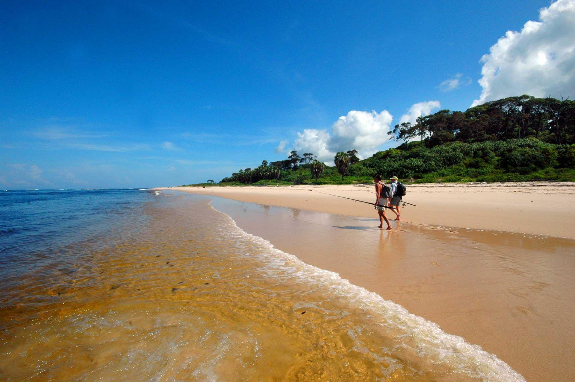 Gabon Slid Pac Voyages de pêche
