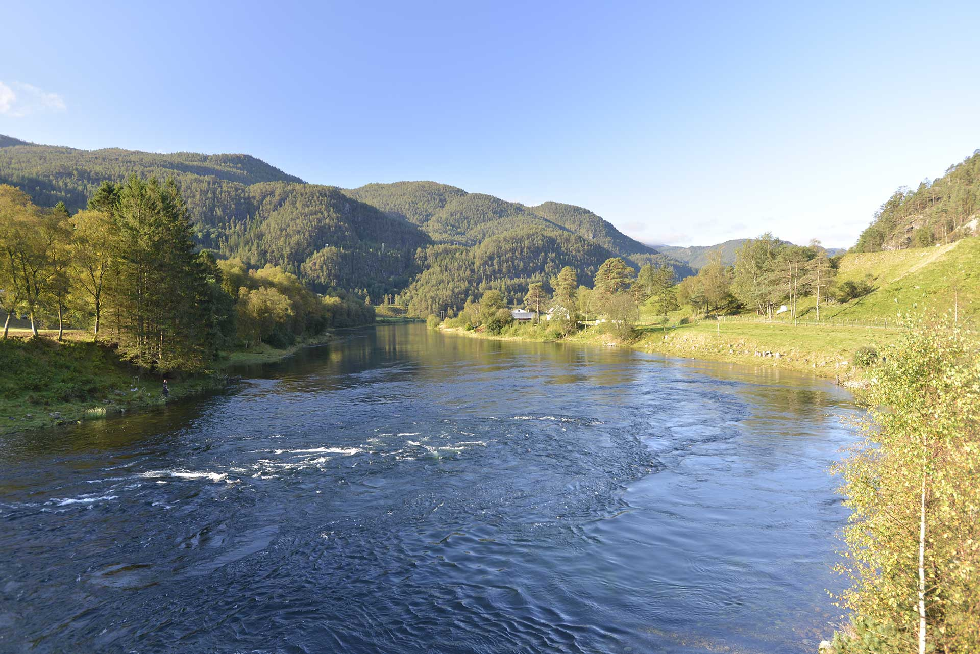 Norvège Gal Pac Voyages de pêche
