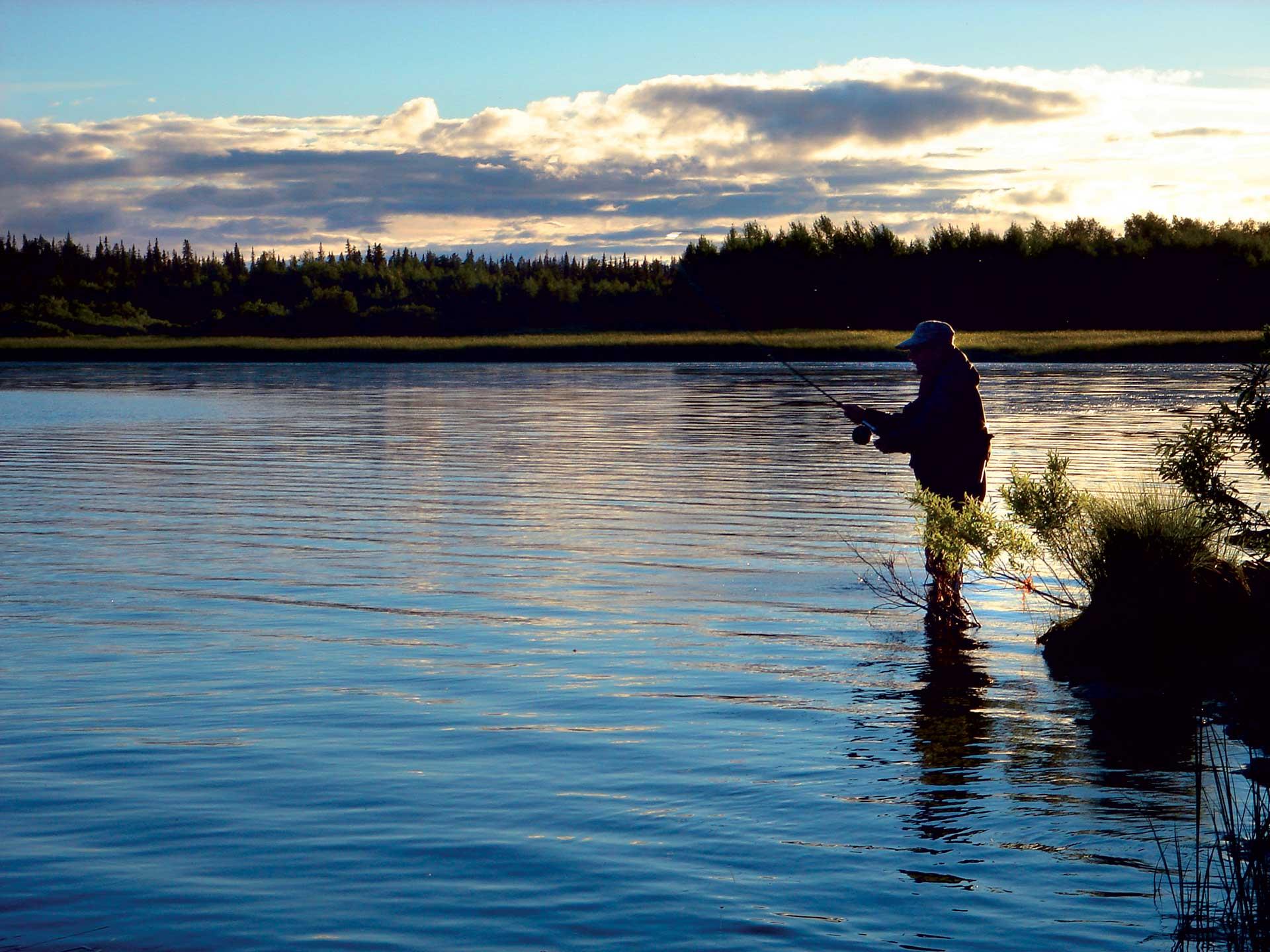 Suède Gal Pac Voyages de pêche
