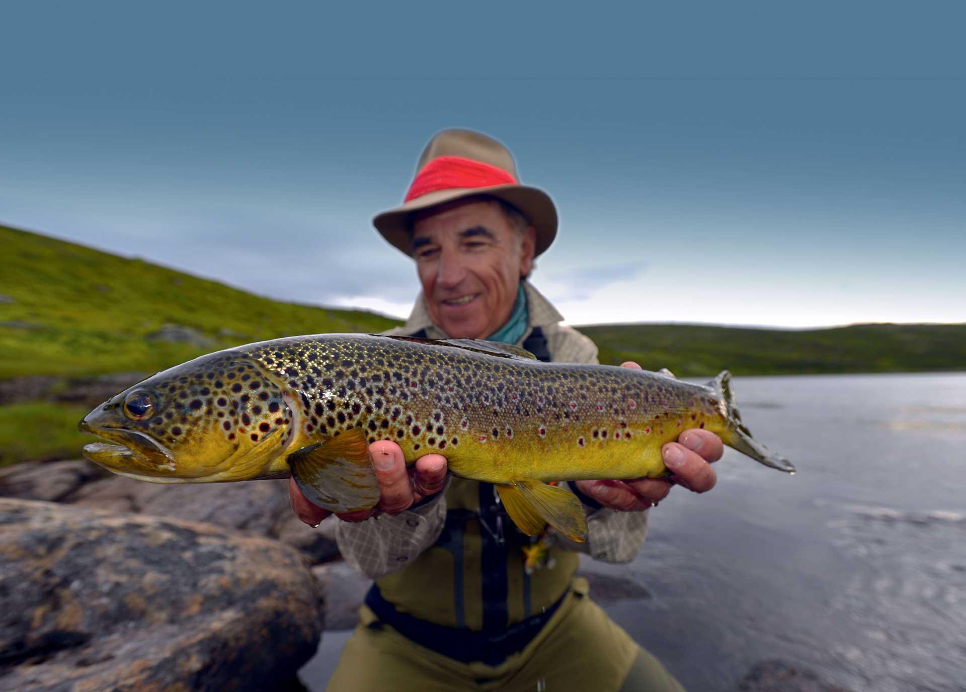 Suède Slid Pac Voyages de pêche