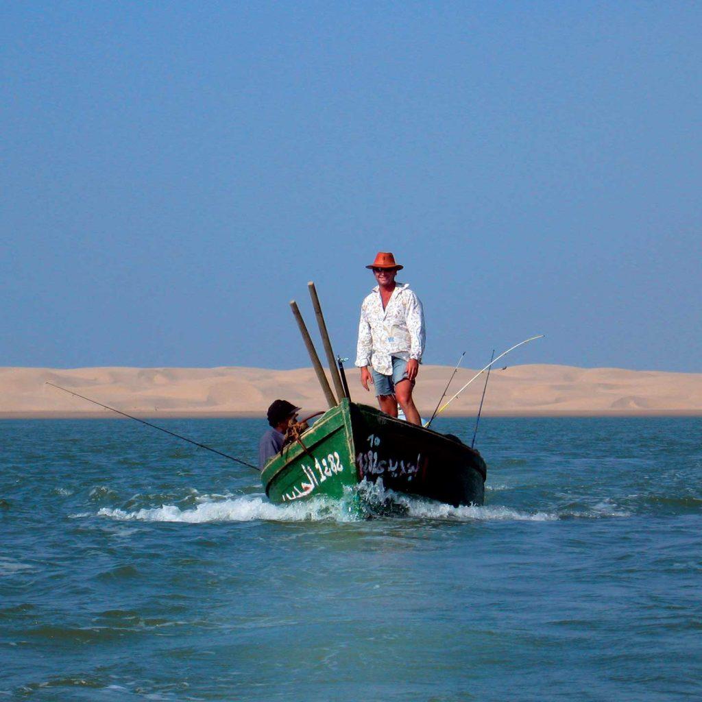 Maroc Slid Pac Voyages de pêche