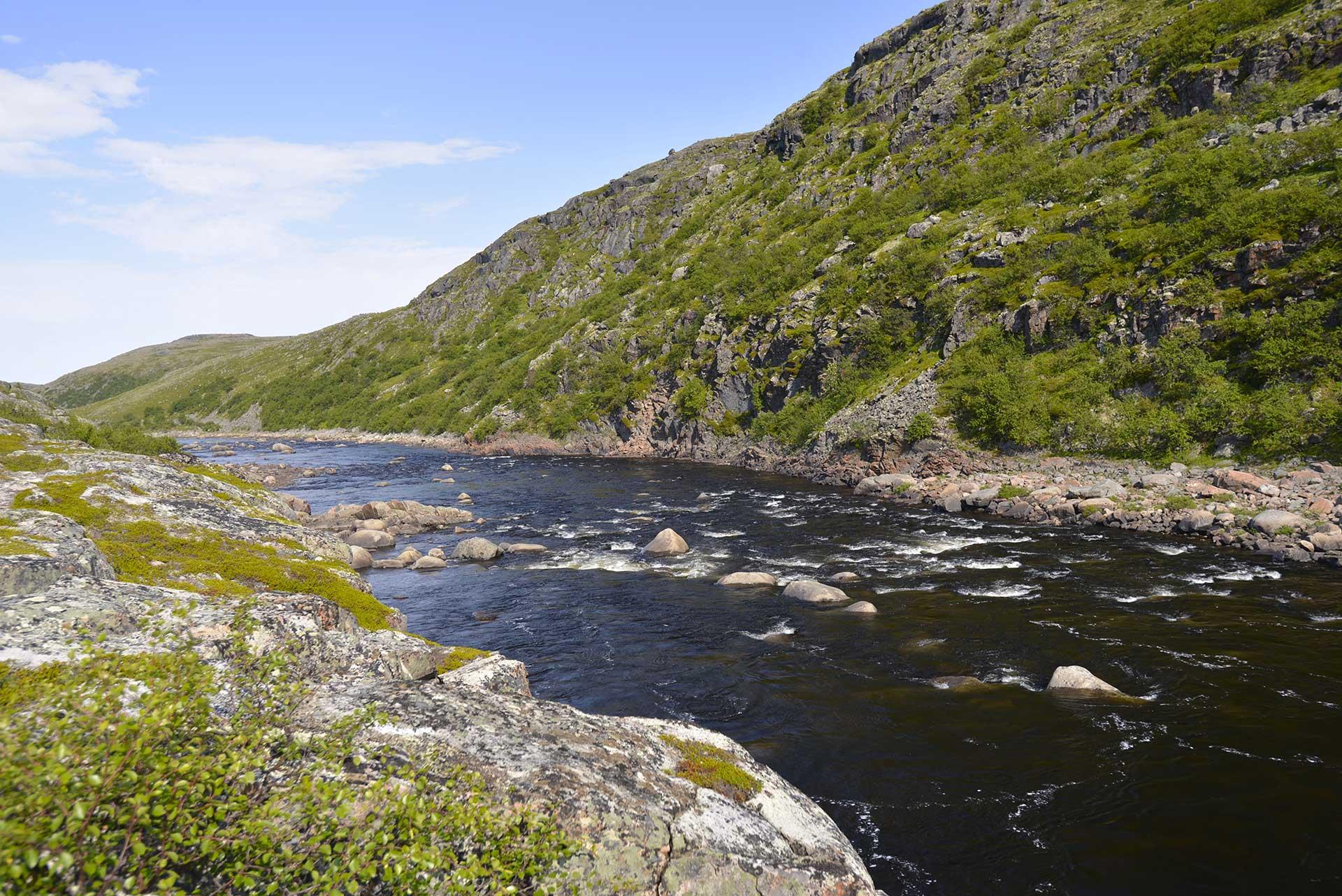 Russie Kharlovka Gal Pac Voyages de pêche