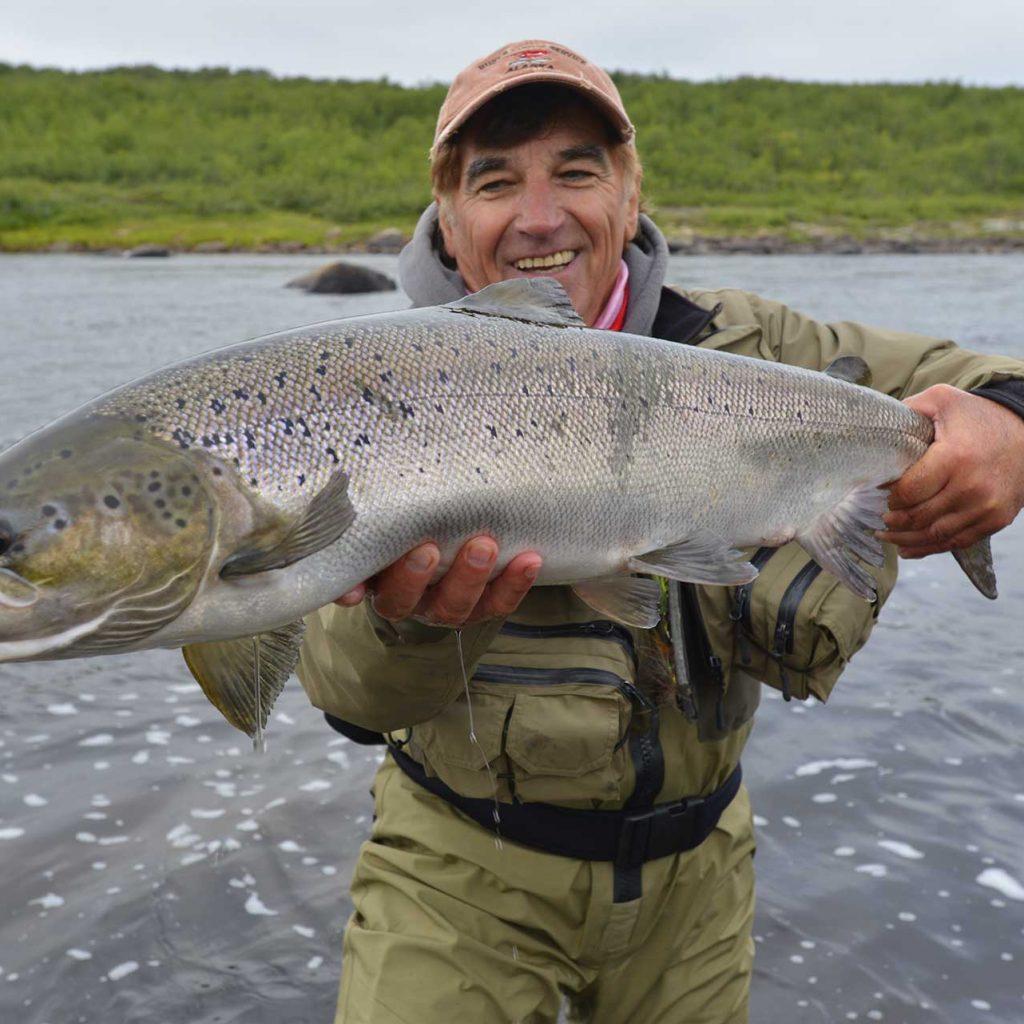 Russie Kharlovka Slid Pac Voyages de pêche