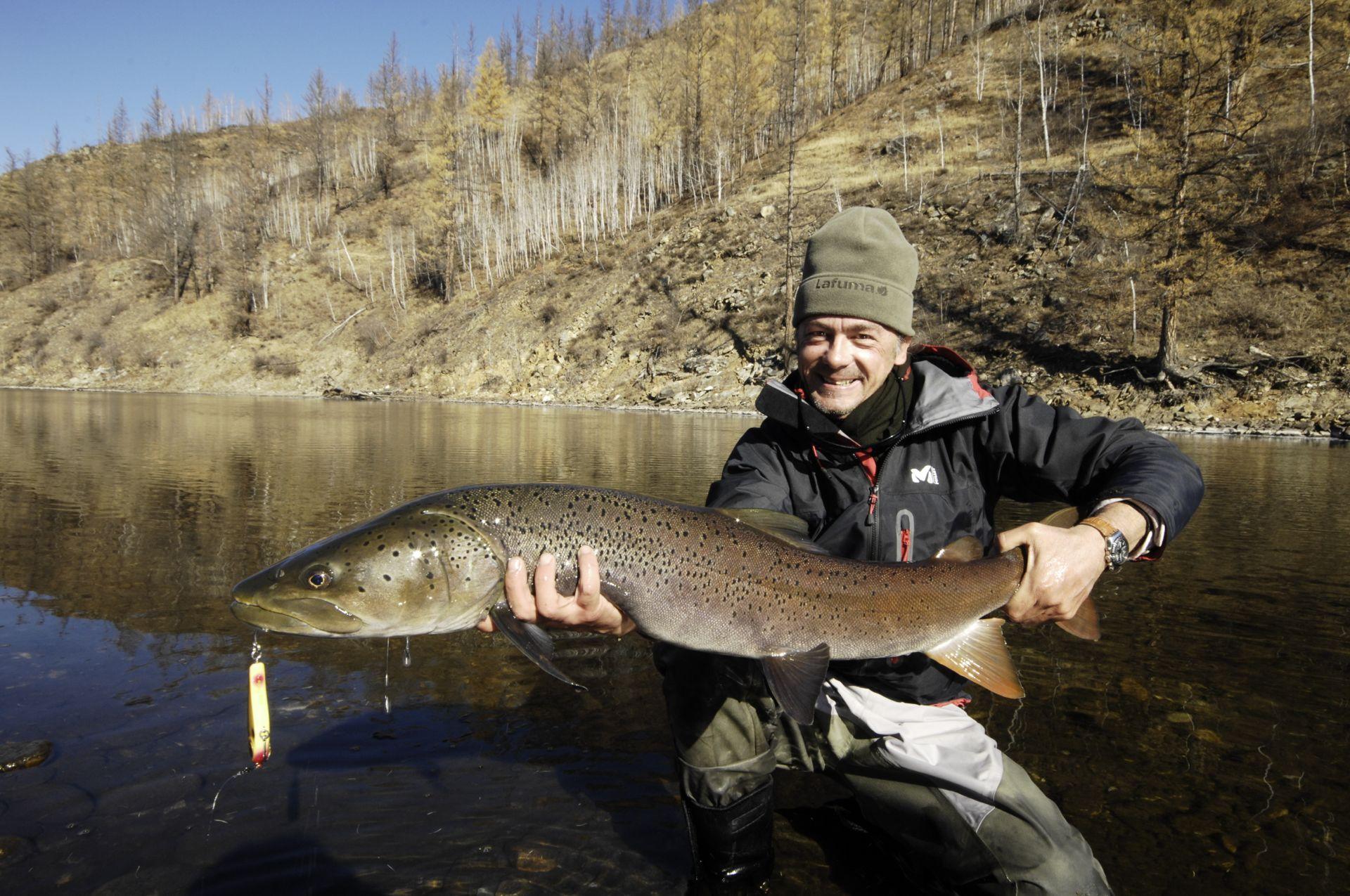 Mongolie Logde Gal Pac Voyages de pêche