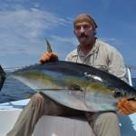 Voyage de pêche au Panama