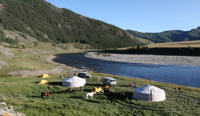Mongolie – pêche nomade – 1