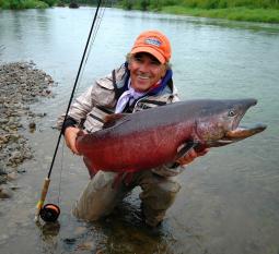 Alaska Lake PAC Voyages de pêche