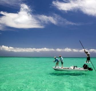 Pêche à Cuba, Jardins de la Reine