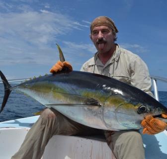 Panama – Festival de gros gros yellowfins