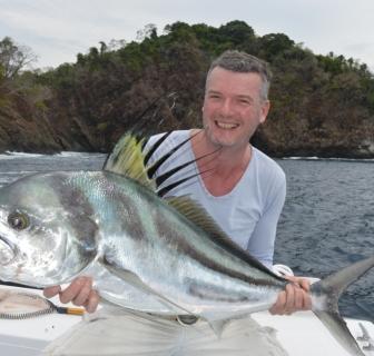 Pêche au Panama : séjour spécial Bivouac à Jicaron, décembre 2016