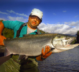 Chili Petrohue Slid Pac Voyages de pêche