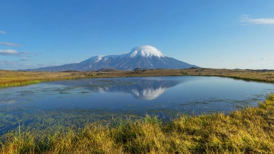 Russie Kamchatka Slid Pac Voyages de pêche