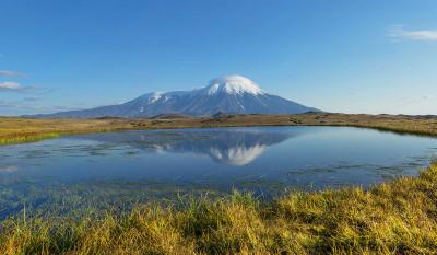 Russie Kamchatka Slid Pac Voyages de pêche