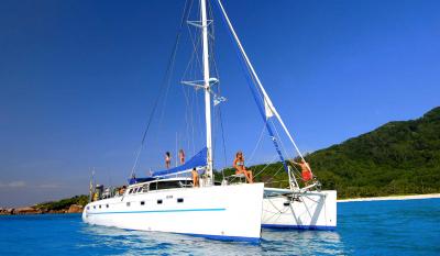Seychelles Slid Pac Voyages de pêche